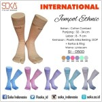 Kaos Kaki Soka International Jempol Ethnic