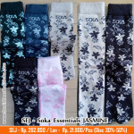 Kaos Kaki Soka Essentials Jasmine